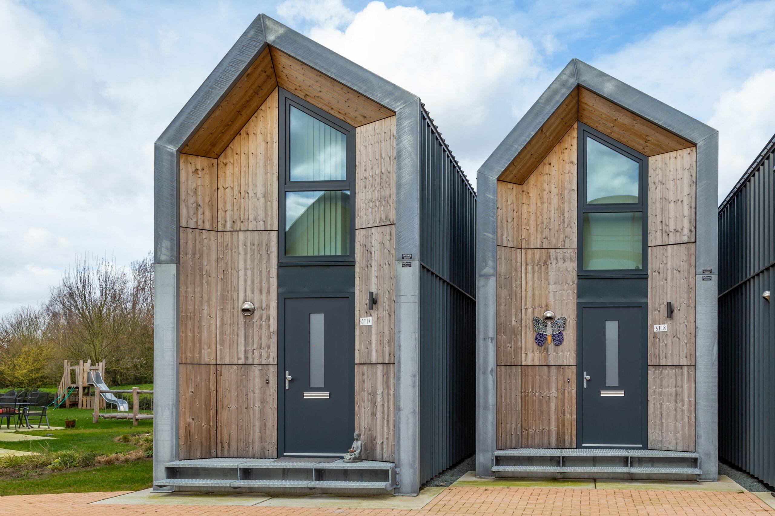 Tiny house Vlaanderen