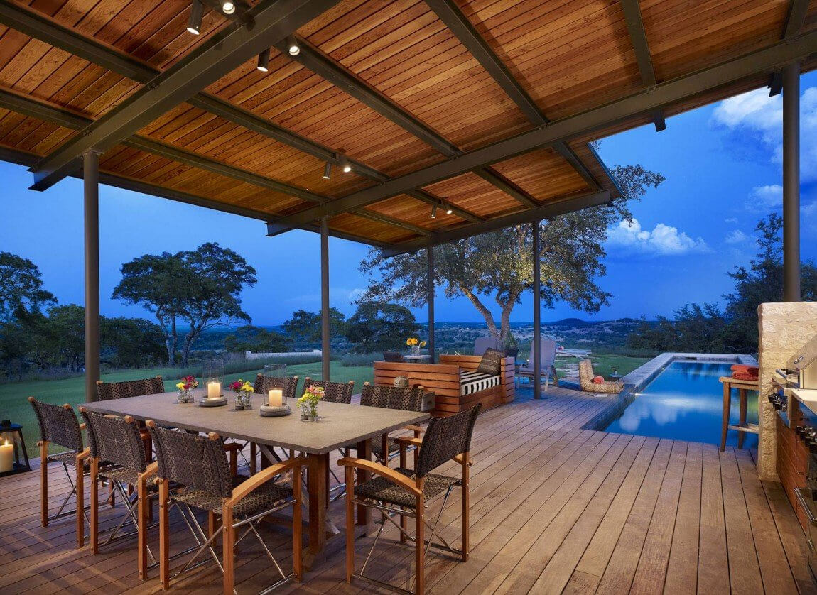 poolhouse bouwen