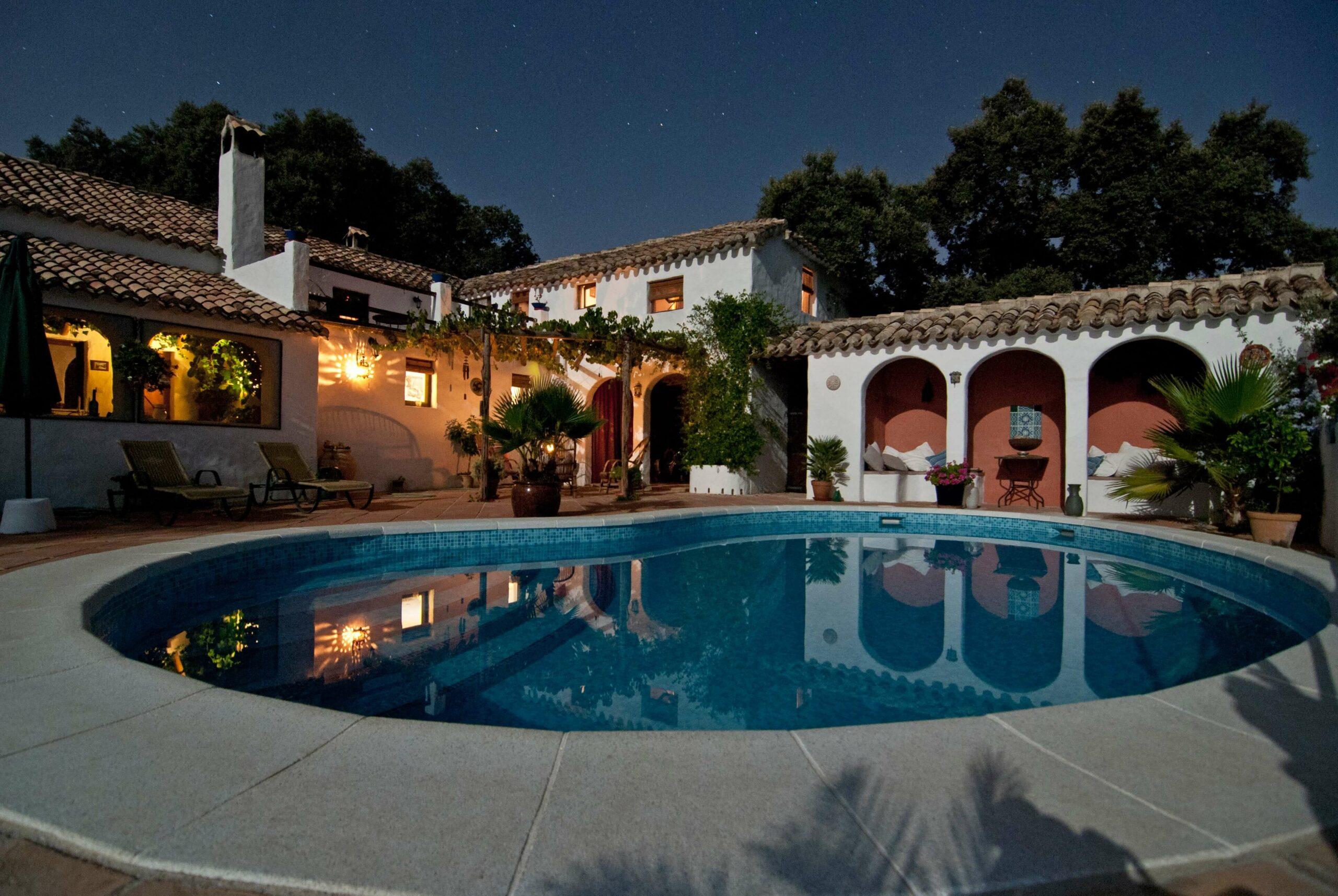poolhouse cottage